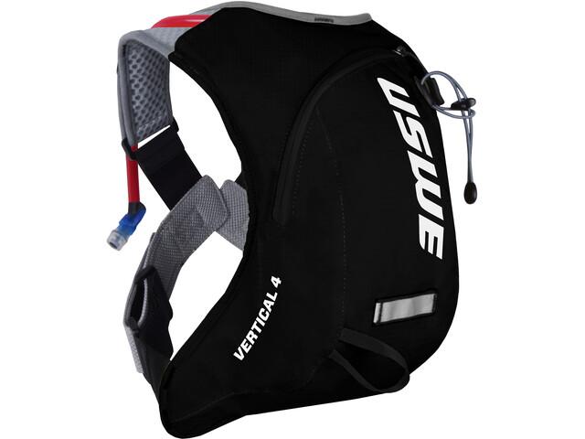 USWE Vertical 4 Plus Plecak czarny